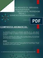 COMPUESTOS-AROMATICOS-DERIVADOS