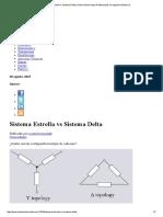 Sistema Estrella vs Sistema Delta _ Sector Electricidad _ Profesionales en Ingeniería Eléctrica