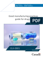 GMP Guide for Drug Products