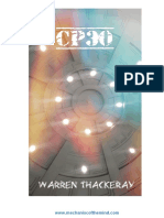 CP30 - Warren Thackeray