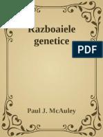 Razboaiele genetice - Paul J. McAuley.epub