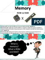RAM AND ROM PPT