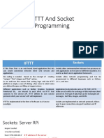 IFTTT And Socket Programming.pptx