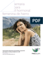 Guia Menu Hormonal Martinatural