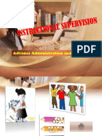 Instructionalsupervision Presentation