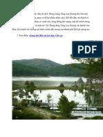 Giới thiệu Khu du lịch hấp dẫn Thung lũng Vàng Lạc Dương ở Đà Lạt