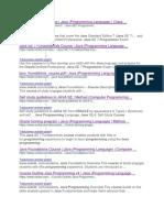 Java SE7 Programming