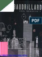 Jean Baudrillard-Cool Memories V 2000-2004 (2006)