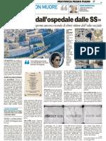 La vicenda degli ebrei catturati dalla SS dall'ospedale di Urbino