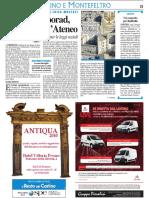Ettore Bemporad, l'erudito ebreo cacciato dall'Ateneo di Urbino dopo le leggi razziali