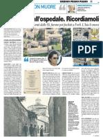 Ebrei sequestrati dall'ospedale di Urbino da parte dei nazisti