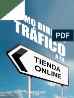 Cómo dirigir el tráfico a tu tienda online