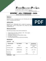 Epofine 404- Finehard 2404