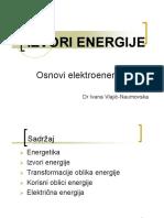 Drugo Predavanje 2017_Izvori Energije