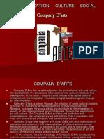 Presentation Company d'Arts