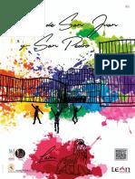 Programa San Juan y San Pedro 2018