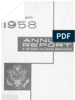 FCDA - 1958 - Annual Report for 1958