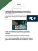 Practica de Bioquimica Clinica 1