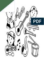 Imagen Niños Música
