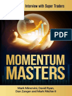 Momentum Master Mark Minervini