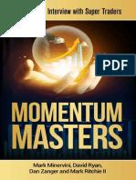 Momentum Master Mark Minervini