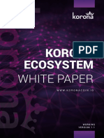 Korona Ecosystem White Paper Final