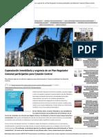 Especulación Inmobiliaria y Urgencia de Un Plan Regulador Comunal Participativo Para Estación Central _ El Desconcierto