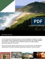 Viaje a Asturias - ruta minerales 2017