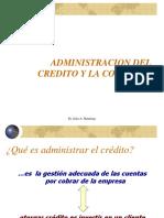 Administracion Del Credito