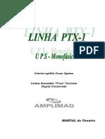 Manual Ptx-1 Display