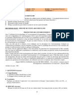 RCI BEPC 2016 Zone2 Compo Francaise