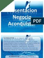Negocio Aconquistar Agua magnetizada Magnom3