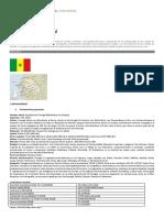 Ficha Pais Senegal