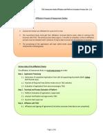 V2.1-Affiliation Process of Assessment Bodies