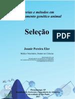 Livro - Teorias e Métodos Em Melhoramento Genético - Seleção