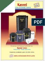 Kaveri Water Storage Tank. Brochure.pdf