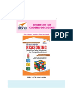 Disha Publication Shortcut on Coding Decoding (1)