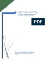 Presentación Caracterización de La Empresa