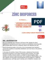 Zinc Bioforces