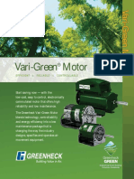 VariGreenMotor Catalog