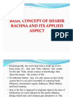Basic Concepts and Applied Aspect of Sharir Rachna