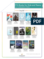 Standout LGBTQ Books for Kids and Teens