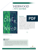 Otherwood by Pete Hautman Discussion Guide