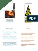 Riesgo de Explosión e Incendio Reducido [Seguridad e Higiene]