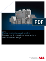 Main Catalog Motor Protection and Control