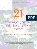 21 Prayers From the Divine Mother Revised