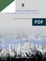 Megalópolis Ingobernables_ Más Allá de Las Revoluciones Urbanas