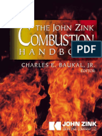 The John Zink Combustion Handbook Preview