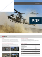 Bell UH-1Y Fact Sheet
