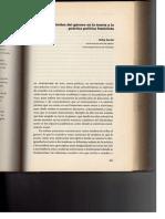 Curiel, O. Los Límites Del Género en La Teo. y Práctica